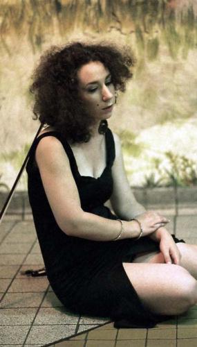 Alice Ansara (Betty) on set of Ballad of Betty and Joe Photo Robert Macfarlanejpg copy